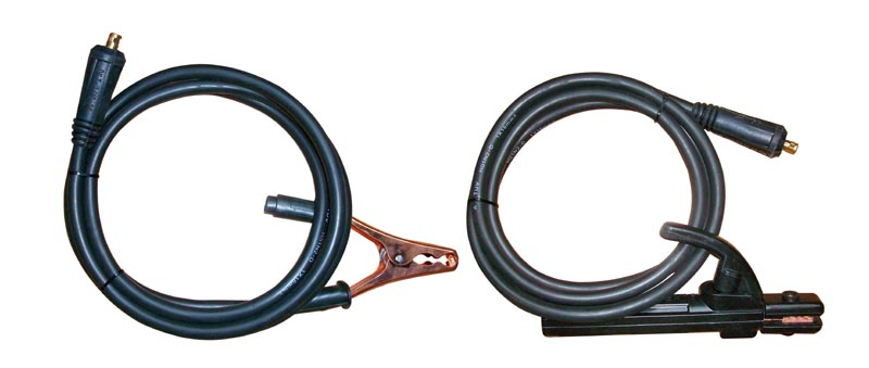welding supplies of electrode holder and earth clamp
