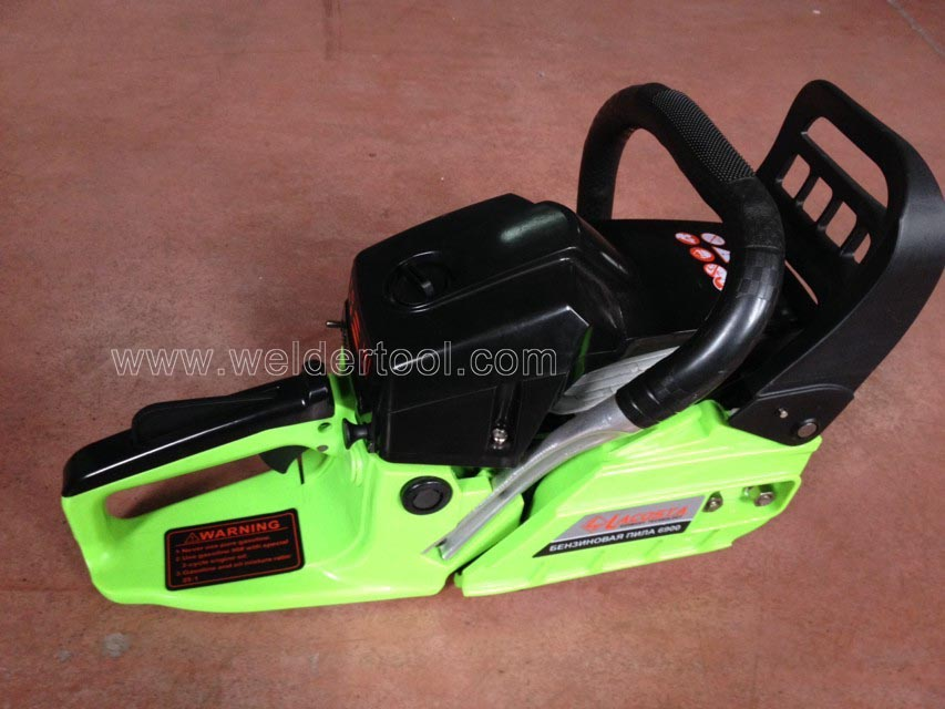 New design gasoline chainsaws