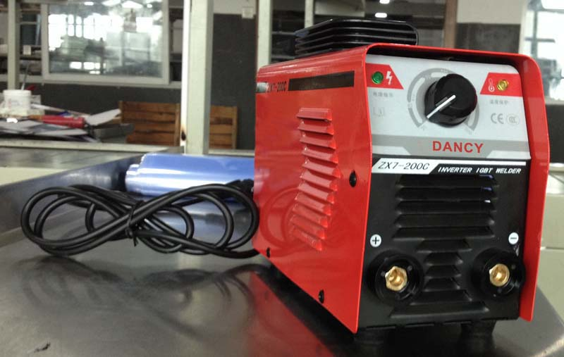 mini IGBT Arc welder with commercial price