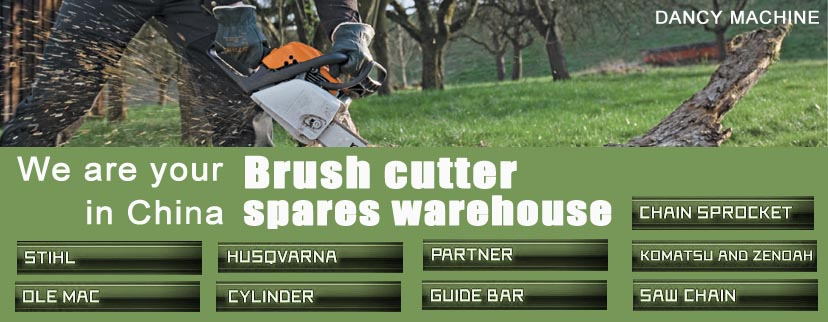 brush cutter spares warehouse