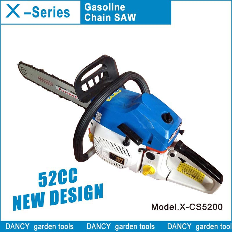 Petrol chainsaw X-CS5200