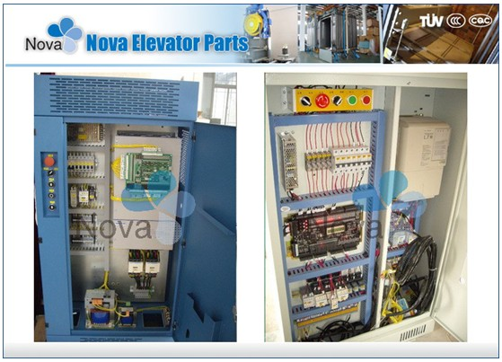elevator control systems A group control system groups multiple elevators for achieving a well-balanced operation by taking waiting times into account such a system requires flexibility so that it can be used in various types and sizes of buildings and be responsive to changing traffic demand.