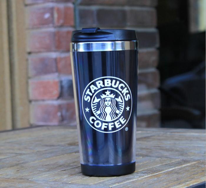 Double Paroi Starbucks 420ml Ventouse Isotherme Bouteille Inox qGLUMpVSz
