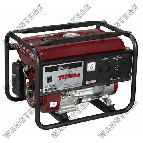 Gasoline Electric Generators