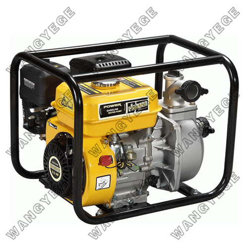 Portable Gasoline Water Pump