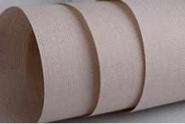 Acoustically absorptive membranes