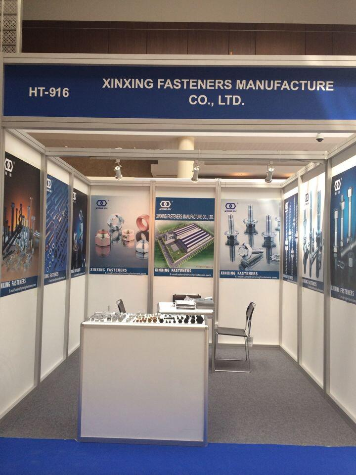 Hardware & Tools Middle East 2014 -xingxing fastener