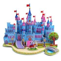 Castle Puzzle Toys