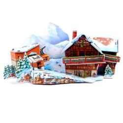 Ski Resort Castle Puzzle