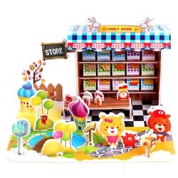 New Design Cartoon Shop