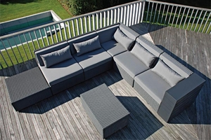 PE Rattan Furnitures
