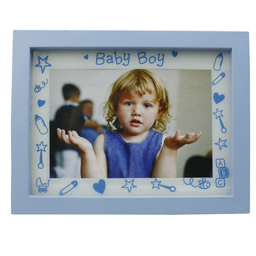Injection Mold Plastic Photo Frame