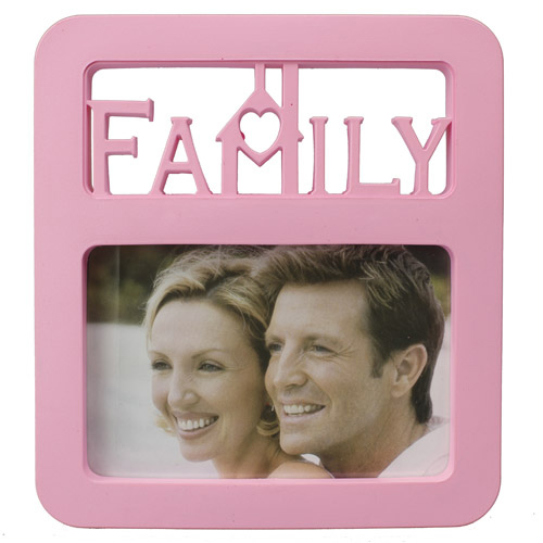 Beautiful Plastic Photo Frame