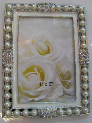 alloy photo frame