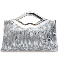 Elegant Sparkling Glitter Evening Clutch Bags Bling Evening Handbag Purses For Wedding Prom Bride