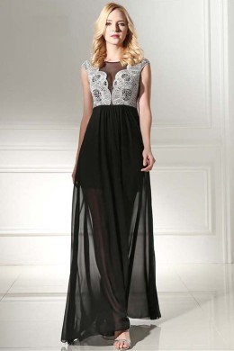 A-Line/Princess Chiffon Floor Length Mother of Bride Dresses