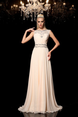 A-Line/Princess Chiffon Floor Length Mother of the Groom Dresses Long