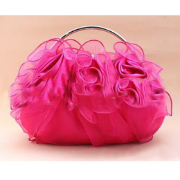 Womens Wedding Evening Bridal Bridesmaid Clutch  Cocktail Party Handbag