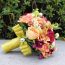 Wedding Toss Bouquet Artificial Rose Flower Wedding Bouquet Romantic Rose