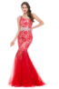 Trumpet/Mermaid Lace Floor Length Mother of the Groom Dresses Long