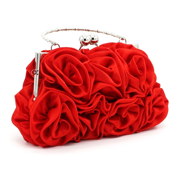 Wedding Bags Satin Money Bag Bridal Bridesmaid Dolly Bag Handbag