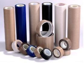 PTFE coated glass fabrics